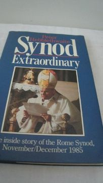 Synod Extraordinary
