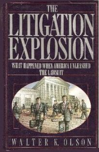 The Litigation Explosion