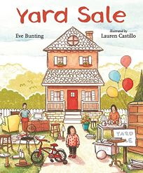 Image result for yard sale book
