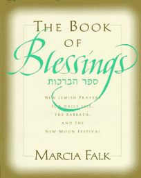 Religion Book Review: The Book of Blessings: New Jewish