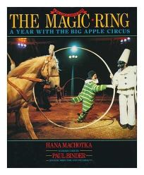 The Magic Ring: A Year with the Big Apple Circus