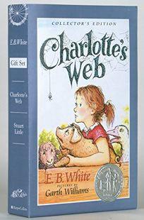 Charlottes Web/Stuart Little Slipcase Gift Set