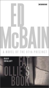 FAT OLLIES BOOK: A Novel of the 87th Precinct