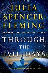 Through the Evil Days: A Clare Fergusson/Russ Van Alstyne Mystery