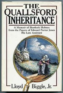 The Quallsford Inheritance: A Memoir of Sherlock Holmes from the Papers of Edward Porter Jones