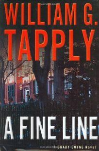 A FINE LINE: A Brady Coyne Novel
