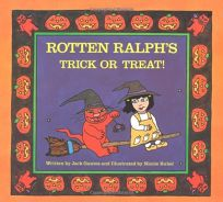 Rotten Ralph Trick or Treat CL