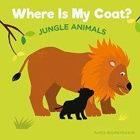 Where Is My Coat? Jungle Animals