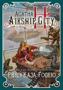 Agatha H. and the Airship City