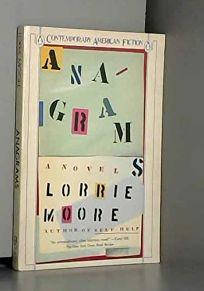 Anagrams: 2a Novel