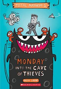 Monday—Into the Cave of Thieves Total Mayhem #1