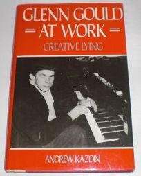 Glenn Gould at Work