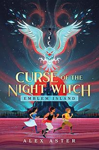 Curse of the Night Witch Emblem Island #1