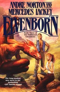 ELVENBORN: Book Three of the Halfblood Chronicles