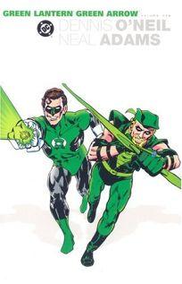 Green Lantern/Green Arrow Collection - Vol 01