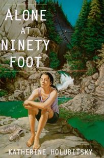 Image result for alone at ninety foot