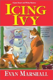 ICING IVY: A Jane Stuart and Winky Mystery