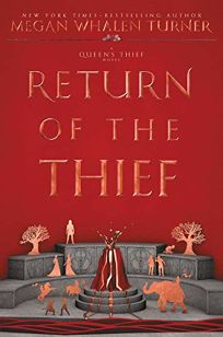 Return of the Thief Queen's Thief #6