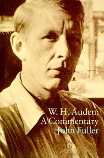 Image result for w. h. auden a commentary john fuller 1998