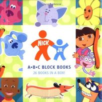 Children\'s Book Review: Nick Jr ABC Block Books by Chronicle Books ...