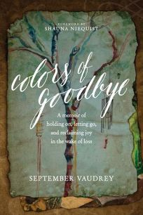 Colors of Goodbye: A Memoir of Holding On