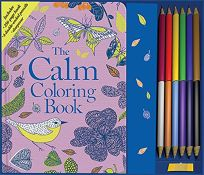 The Calm Coloring Pack