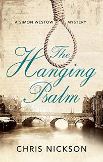 The Hanging Psalm: A Simon Westow Mystery