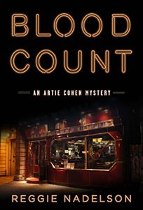Blood Count: An Artie Cohen Mystery