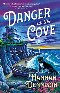 Danger at the Cove: An Island Sisters Mystery