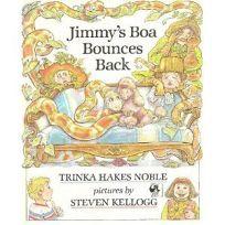 Jimmys Boa Bounces Back