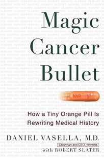 MAGIC CANCER BULLET: How a Tiny Orange Pill Is Rewriting Medical History
