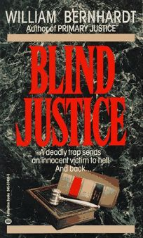 Fiction book review blind justice by william bernhardt author blind justice fandeluxe PDF