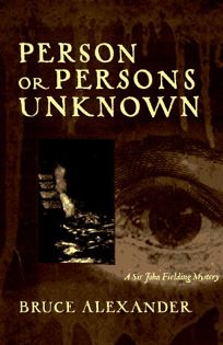 Person or Persons Unknown