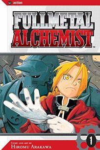 Fullmetal Alchemist: Vol. 1