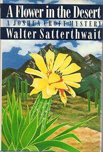 A Flower in the Desert: A Joshua Croft Mystery