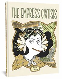 Comics Book Review: The Empress Cixtisis by Anne Simon, trans  from