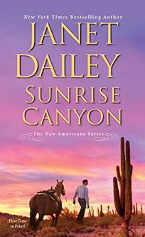 fiction book review sunrise canyon americana book 1 by janet