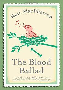 A Blood Ballad: A Torie O'Shea Mystery