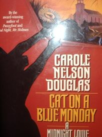 Cat on a Blue Monday