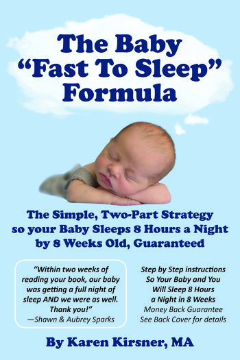 The Baby Fast To Sleep Formula The Simple Two Part