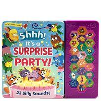 Shhh! Its a Surprise Party!