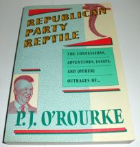 Republican Party Reptile: Essays and Outrages