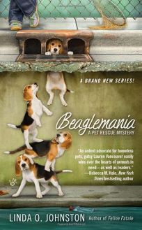 Beaglemania: A Pet Rescue Mystery