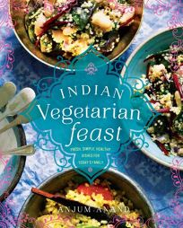Indian Vegetarian Feast: Fresh