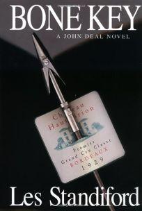 BONE KEY: A John Deal Novel