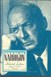 Vladimir Nabokov: Selected Letters