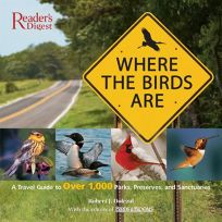 Where the Birds Are: A Travel Guide to Over 1
