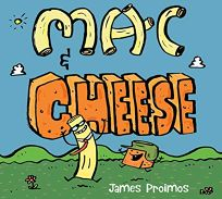 Children's Book Review: Mac & Cheese: A Friendship Story