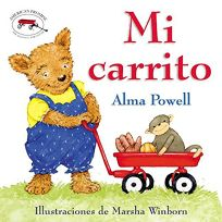 My Little Wagon Spanish Edition: Mi Carrito