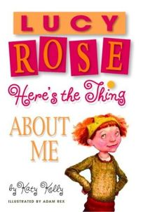 LUCY ROSE: Heres the Thing About Me